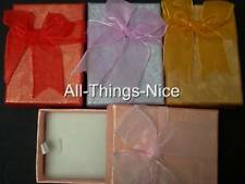 """Jewellery Display 3x2x1"""" LUXURY GIFT BOXES Pendants Necklace Chains WHOLESALE 20"""