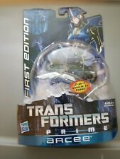 2011 Hasbro Transformers Prime Arcee First Edition Series 002 MOSC