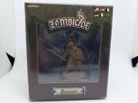 Zombicide Black Plague: Benson Survivor Miniature w/Card COLGUF021
