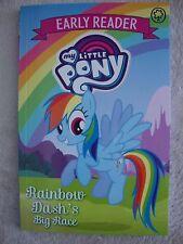 My Little Pony Book - Rainbow Dash's Big Race - Brand New - RRP £4.99