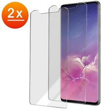 2x 9H Tank Film Protection Glass Foil Display Tempered Clear Transparent