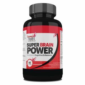 Memory Cognitive enhancer Super Brain Power | Stress Relief