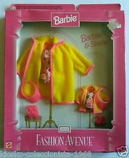 Barbie & Shelly, Duo Fashion Avenue (MATTEL 1997) en su caja, Descatalogada