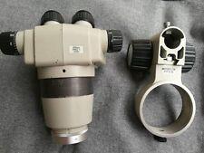 NIKON SMZ-1 ESD Microscope Body +0.7X Objective+Nikon 20X/12 eyepieces+Holder