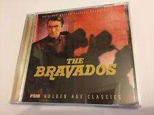 THE BRAVADOS (Newman, Friedhofer) OOP 1958 FSM Score OST Soundtrack CD NM