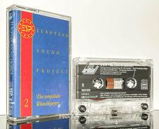 ESP EUROPEAN SOUND PROJECT - WUNSCHKONZERT #2 BMG 1989 MC Kassette tape cassette
