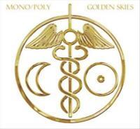 MONO/POLY - GOLDEN SKIES NEW VINYL RECORD