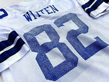Jason Witten Dallas Cowboys WHITE Reebok Jersey TENNESSEE VOLS
