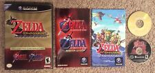 Legend of Zelda: The Wind Waker / Ocarina of Time Master Quest GameCube Mint