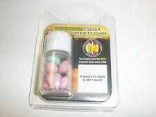 Enterprise Granturco Dolce Candy Floss + betalin rosa pallido/Attrezzatura Da Pesca Blu