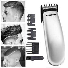 NIKAI Electric Cordless Men's Hair Clipper Beard Trimmer Shaver Razor Haircut
