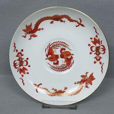 Meissen minestre sotto Tazza, Rosso di ricchi Drago Rosso, 1. scelta, più nel negozio