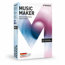 MAGIX Music Maker 2017 Plus - NEU & OVP