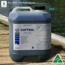 Coptrol Commercial Grade Algicide 20L For Algae Control in Dams & Ponds
