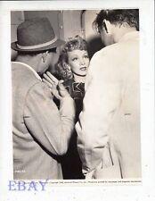 Director Tay Garnett Marlene Dietrich Albert Dekker VINTAGE Photo Seven Sinners