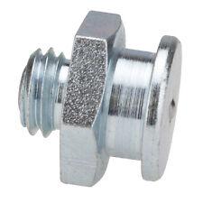 M12 x 1,5 [100 pezzi] DIN 3404 ø16mm piatto lubrificazione capezzoli ACCIAIO ZINCATO