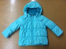 Baby Mädchen Jacke Steppjacke warm Tom Tailor Türkis Blau Gr  74 1A Zustand