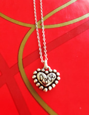 Brighton Be My Love Petite Reversible Necklace