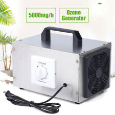 5000mg/h Ozone Generator Ozone Disinfection Device 110V Air Purifier Machine