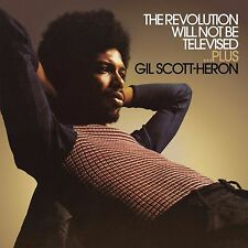 Gil Scott-Heron: The Revolution Will Not Be Televised CD (CDBGPD 305)