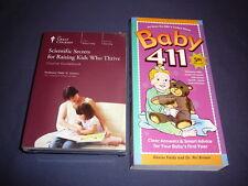 Teaching Co Great Courses CD      SCIENTIFIC SECRETS  RAISING KIDS WHO THRIVE