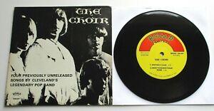 "The Choir - Anyway I Can USA 1976 Bomp! 7"" Single P/S"