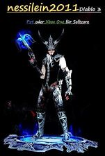 Diablo 3 Ps4/Xbox One - Dämonenjäger - Natalyas Rache - URALT - Unmodded