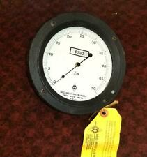MID WEST INSTRUMENT 0-50 PSID DIFFERENTIAL PRESSURE GAUGE - 109-CE-00-BYO - NEW!