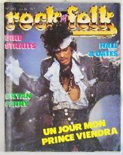Revue Rock & Folk Aout 1980 Led Zeppelin