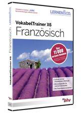 Lernen&Co. VokabelTrainer X6 Französisch