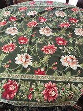 """April Cornell Tablecloth 48"""" Square"""