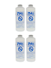 FHS SmokeLess Lite Car Oil, High Performance for Smoking Engines, 1 Qt, 4 Pack
