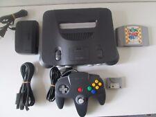 Nintendo 64 N64 Console Bundle Japanese Import (NTSC-J) + Controller Pak
