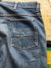 True Vintage Wrangler Blue Bell 1950s Big E era 11MWZ jeans 40/34