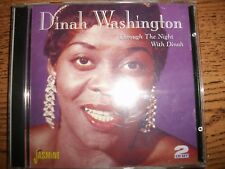 Dinah Washington-Through The Night With Dinah-2 Cd-2006 Jasmine!