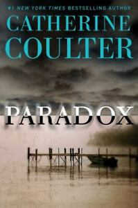 Paradox by Catherine Coulter (2018, Hardcover, 1st Edition)