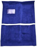 1975-1978 Plymouth Fury 2 Door Automatic Complete Cutpile Replacement Carpet Kit