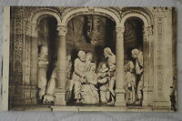 """CPA """" Les Saints de SOLESMES - La Pamoison de Notre-Dame"""