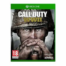 Call of Duty: WWII (Xbox One) New & Sealed Fast UK Dispatch PAL