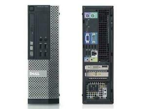 Dell Optiplex 9020 Intel Core i3-4130 3.4GHz 8GB 120GB SSD PC Desktop WIN 10 Pro