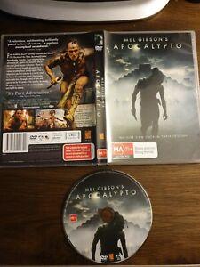 Apocalypto (2006) DVD (Region 4) Dir Mel Gibson. No One Can Outrun Their Destiny
