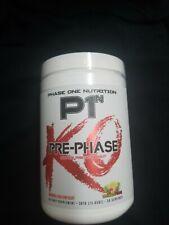 Phase One Nutrition P1N Pre-Phase super preworkout sour gummy, blue, lemonade