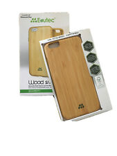 Evutec IPhone 6 Plus Wooden Carrying Case - Bamboo