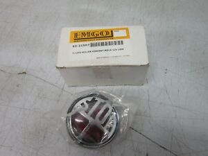Miller Vincent 12V Taillight Emgo Reproduction 62-21507