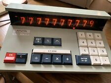 More details for sumlock anita 1011b lsi calculator - not working but otherwise in vgc - boxed