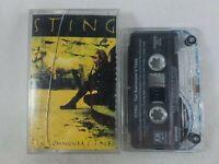Sting - Ten Summoner's Tales (Original Cassette Tape Album, 1993, A&M Records)