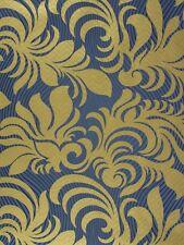 Harald Glööckler Tapeten Gold Blau Barock Pompöös 52547 Designer Tapete (4,88€/1