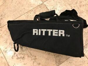 Ritter TM Trumpet Gigbag PAK Black Very good condition. Modern & Funky!
