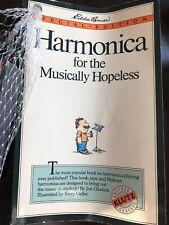 New ListingNever Used Harmonica & Book For Musically Hopeless New!