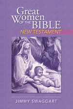 Jimmy Swaggart, Great Women of The Bible New Testament New Sealed Hardcover Book